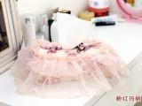 混批 田园花季纸巾套 布艺纸巾罩 蕾丝纸巾盒欧式创意 纸巾抽