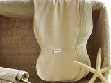 hellobaby有机棉系宝宝吸汗巾新生婴儿垫背巾初生小孩必需品
