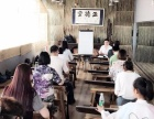 张子盛古琴艺术中心呼市分馆 古琴教学中高考培训