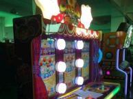 新款欢乐小丑套圈圈大型游戏机 儿童乐园电玩设备 儿童投币...