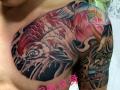 河埒口修改失败纹身,河埒口专业纹身,滨湖万达纹身店