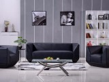 海南办公沙发厂/钢制沙发/真皮沙发/免费送货