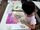 黄浦绘画书法4节98元元素描色彩漫画儿童画考级书法硬笔毛笔