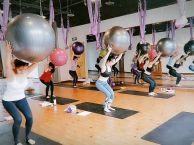 瑜伽教练培训班全国招生包学会推荐就业