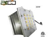 东莞长安LED灯生产厂家 30-60W路灯模组批发