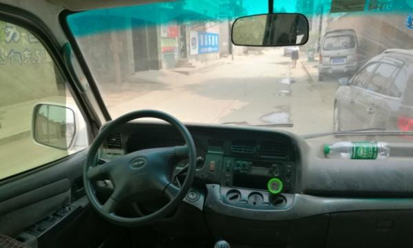 金杯海狮2008款 2.2 手动 畅享 豪华型9座 空调,助力,ABS,中央空调