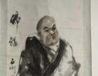 本人收藏的近代吴昌硕和石川的画,有懂行的朋友吗?