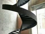 成都天府新區旋轉樓梯 鋼架樓梯定制