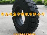 河叉实心轮胎825-15免充气轮胎825-15港口车轮胎价格