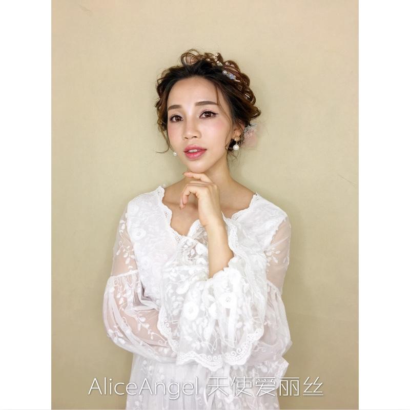 顺德乐从新娘跟妆,南海新娘跟妆,佛山乐从新娘跟妆