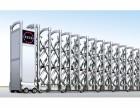 青岛电动伸缩门安装定做厂家
