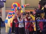 成都宝宝百日宴 主题布置 成都小丑表演 成都变脸 魔术表演