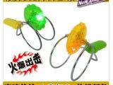 供应发光玩具 新款七彩发光魔力磁性轨道陀螺 厂家直批 地摊热卖