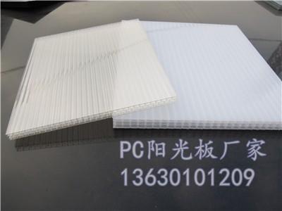 4-20mm优质阳光板,抗老化阳光板,拜耳料阳光板库存