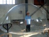 厂家直销:超大型号塑料制品 亚克力展示架 有机玻璃摆放架