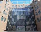 爱特路商务园区办公氛围浓厚 玻璃幕墙 展厅采光佳