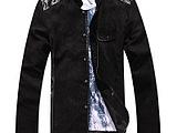 批发供应一件代发时尚休闲男装服饰包包鞋子 2013新款男士夹克