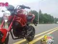 小怪兽摩托骑士车 可以分期首付提车