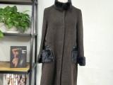 欧莎玛卡大衣走份批发,阿尔巴卡大衣折扣女装走份批发