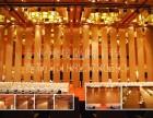 深圳酒店宴会厅重型活动隔断门定制与安装
