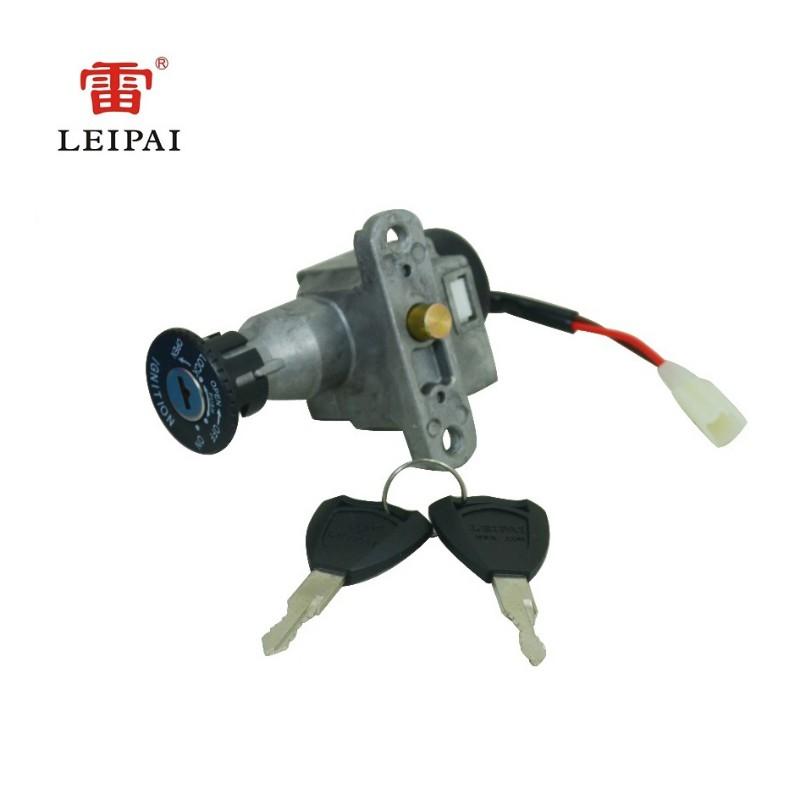 雷牌锁具电动车套锁电动车电门锁原厂品质