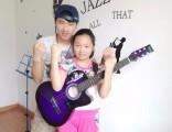 通州吉他集体课吉他零基础教学古典吉他民谣吉他培训尤克里里教学