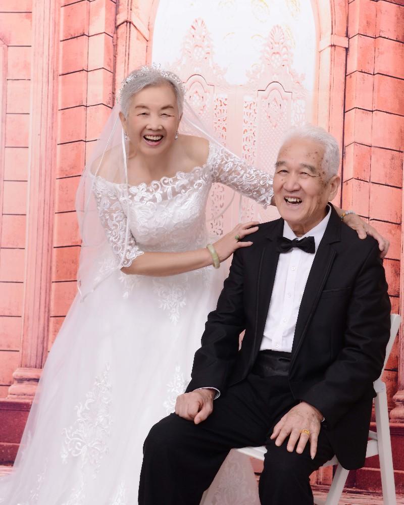 结婚纪念照 婚纱照