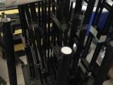 西安1米栏 隔离带 礼宾柱 压线板等物料出租