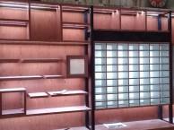 河北燕郊眼镜店装修公司专业眼镜店装修眼镜柜台制作