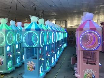 低价包邮儿童扭蛋机投币扭蛋机商用游戏机厂家