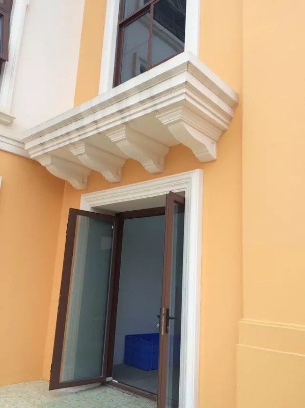 东莞GRC装饰线条,GRc檐口线价格,欧式GRC构件