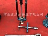 鑫通达手动管道带压开孔设备 球墨管 钢管等管道不停水钻孔机