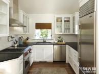 美家美美装M8精装修案例开放式厨房装修方式
