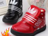 品牌冬季新款宝宝男童运动鞋 女童休闲儿童鞋子韩版中小童鞋批发