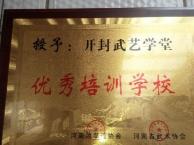 开封较好的武术跆拳道培训机构