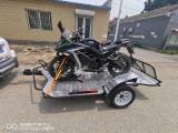 北京托摩托車拖機車托盤托運摩托車機車