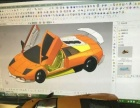 工业设计毕业设计建模与加工模型