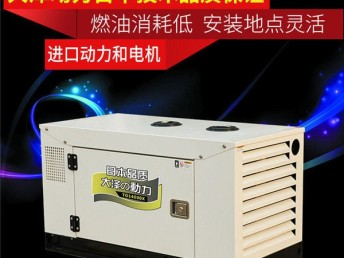 TO14000ETX水冷发电机220V
