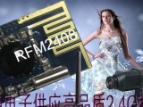 2.4G无线模组 RFM2408