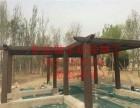 仿木纹金属木纹漆施工钢结构仿古木施工