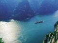 船游西陵峡、葛洲坝、三峡大坝【交运两坝一峡】