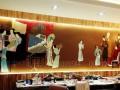 农家乐墙绘 农家乐文化墙绘 度假村墙绘 度假村涂鸦彩绘