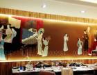 成都主题火锅墙绘 成都酒店会所彩绘定制