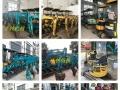 低价出售小松、日立、沃尔沃、卡特等进口、国产二手挖掘机-包送