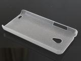 魅族MX2透明皮纹PC壳磨砂单底 水晶壳批发 MX2手机套 保护