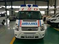崇左救护车出租专业设备24小时提供服务