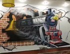 内蒙古阿凡达手绘墙绘公司