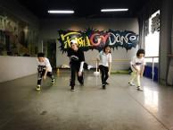 广州哪里有街舞一对一零基础培训冠雅街舞培训