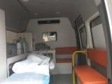 张家界120救护车出租电话 救护车转院收费价格