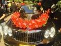 西安奔驰S600结婚租车套餐哪家专业